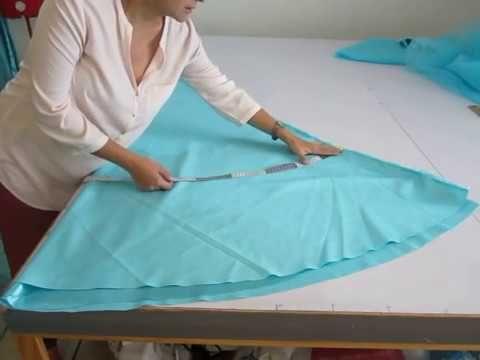 CRINOLINA DE TUL-DIY- parte 5 como armar para coser????????CAN CAN TULLE #schnittmusterzumkleidernähen