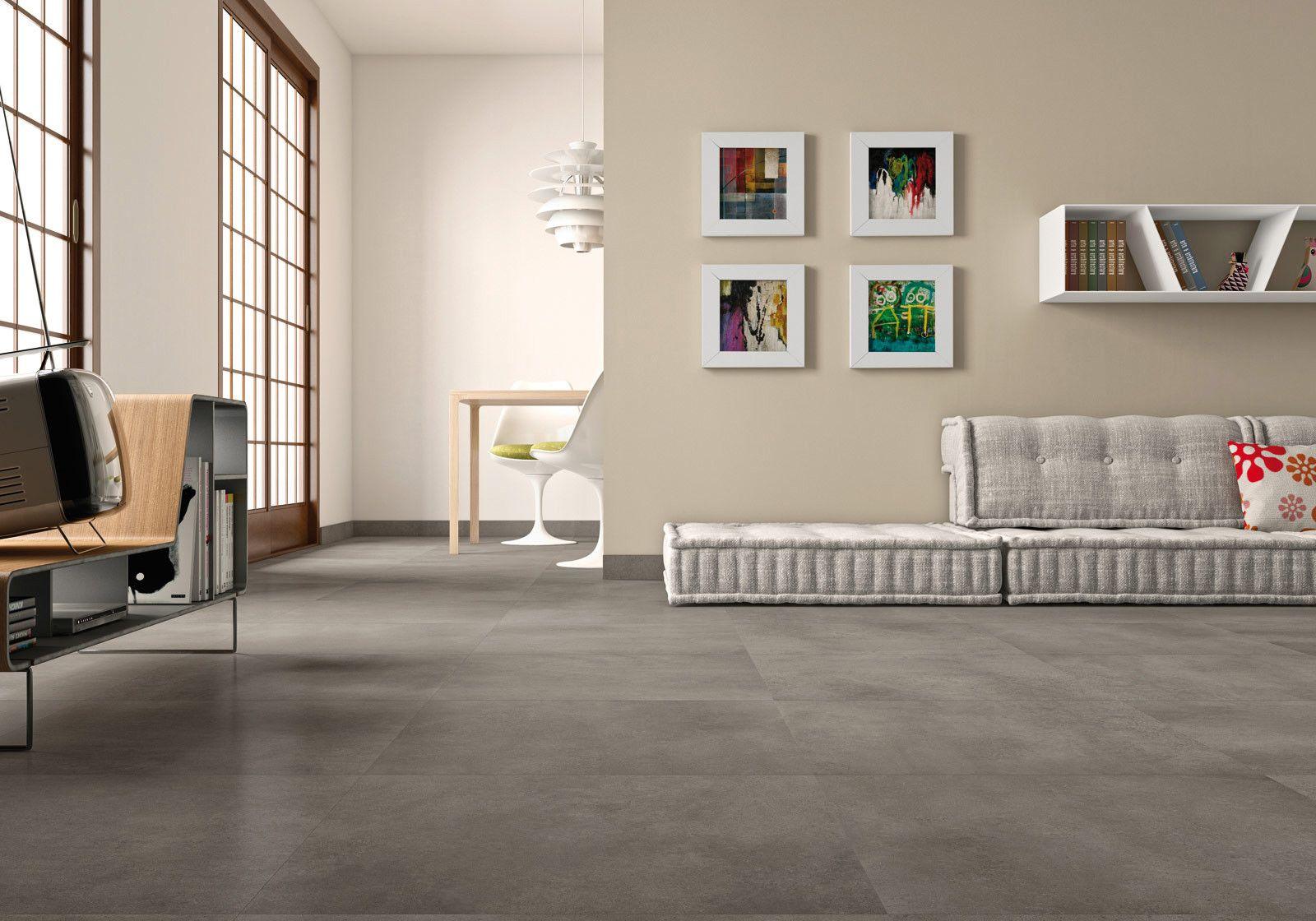 Marazzi #Denver Grey 60x60 cm DAY8 | #Feinsteinzeug #Steinoptik ...