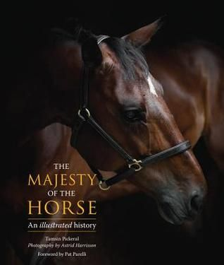 Coffee table book The Majesty of the Horse An Illustrated History