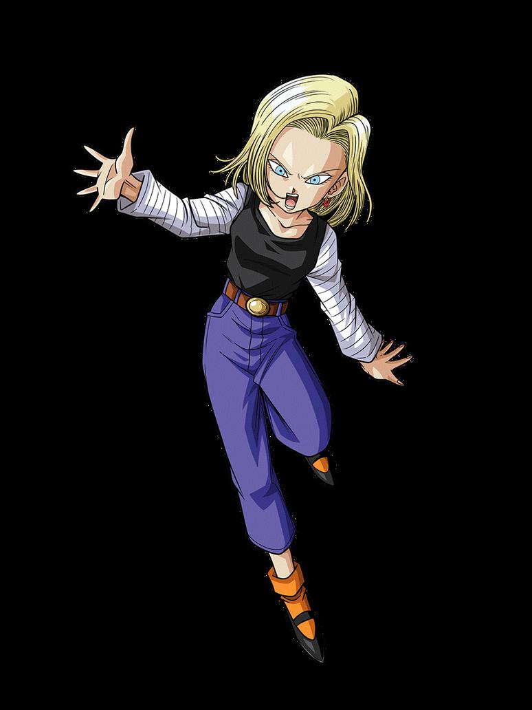 Android 18 Buu Saga Render Dokkan Battle By Maxiuchiha22 On Deviantart Android 18 Dragon Ball Super Manga Dragon Ball Super Wallpapers