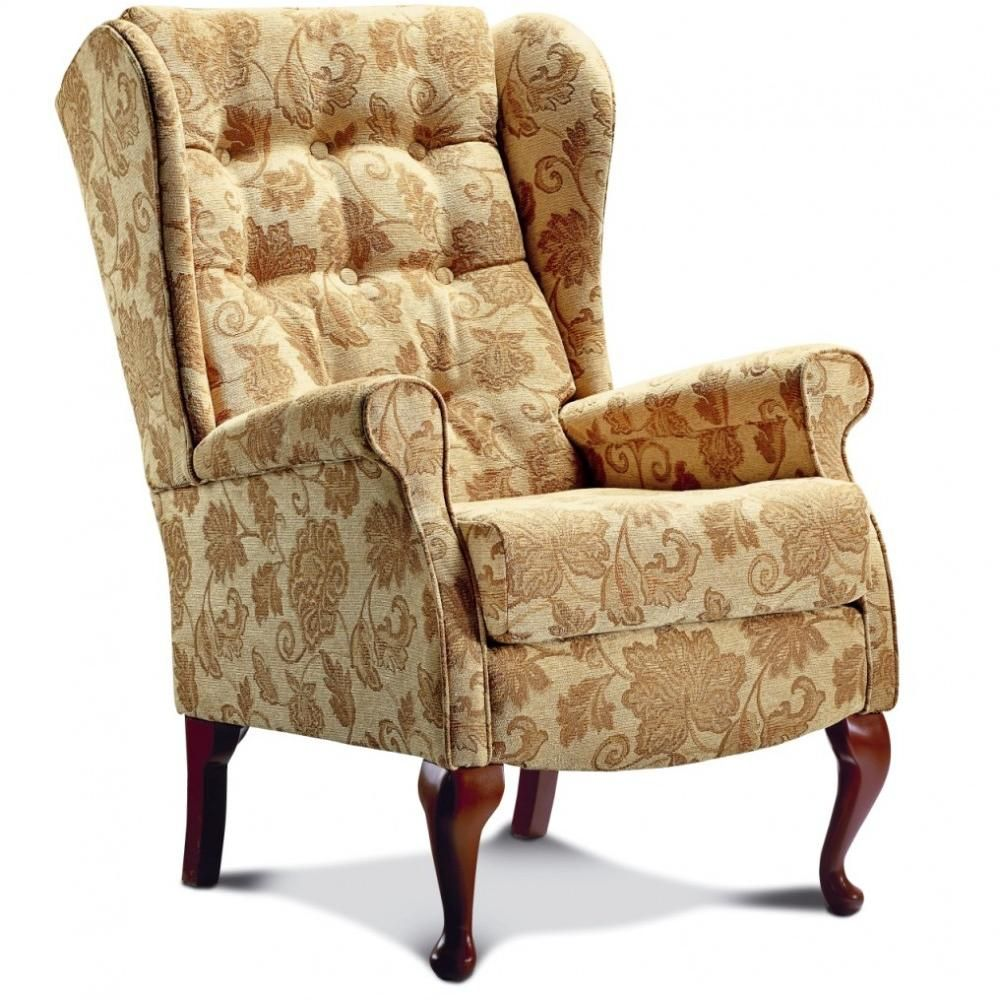 minster wing chair easy chair