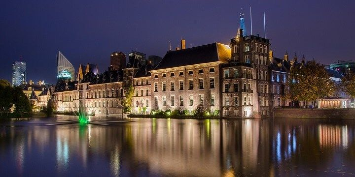 Binnenhof, The Hague, Holland, Netherlands