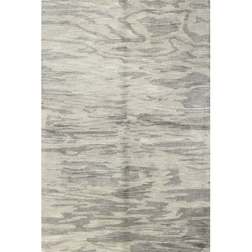 Found it at AllModern - Hermosa Hand-Tufted Grey Area Rug