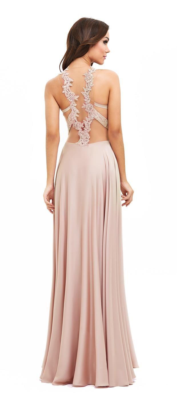 Comprar vestido longo noite
