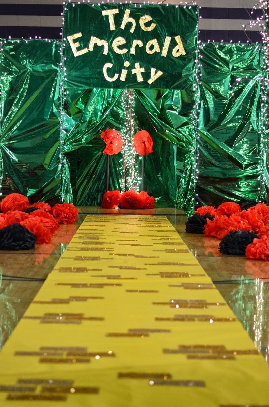 Wizard of Oz Door Ideas | And for those of you who use my Journeys ...