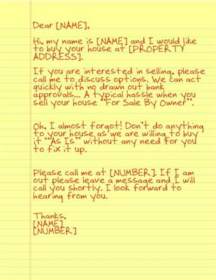 Yellow Letter Investor 4