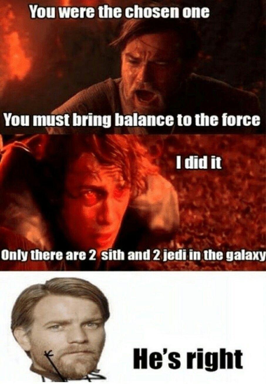Star Wars Memes In 2020 Funny Star Wars Memes Star Wars Jokes Star Wars Humor