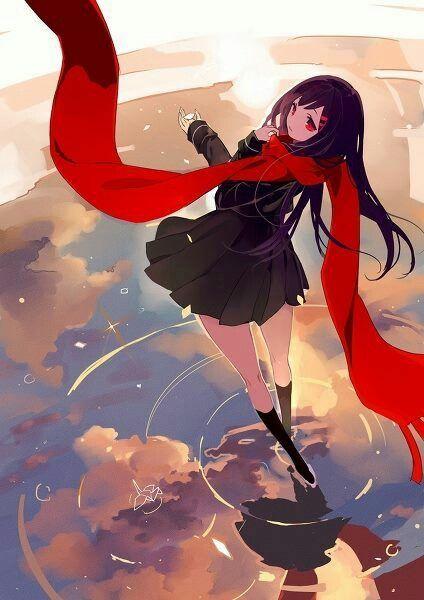 Anime Art: Photo