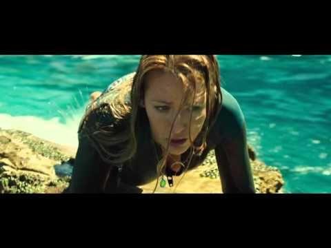 Instinct De Survie The Shallows Bande Annonce Vf Blake Lively Shark Attack Movie Shark Attack