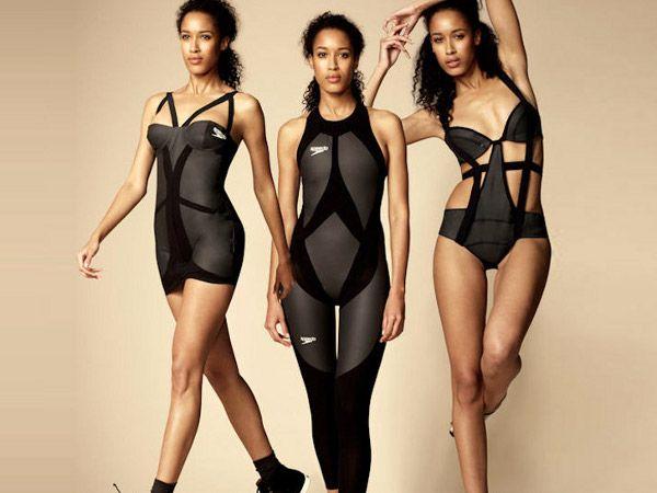 10fc485f3d Banned Speedo Suit Reborn in Fashion   closet   Fashion, Swimwear ...