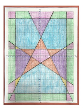 22++ Stained glass slope graphing linear equations worksheet answer key Education