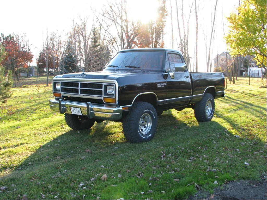 1988 dodge power ram 150