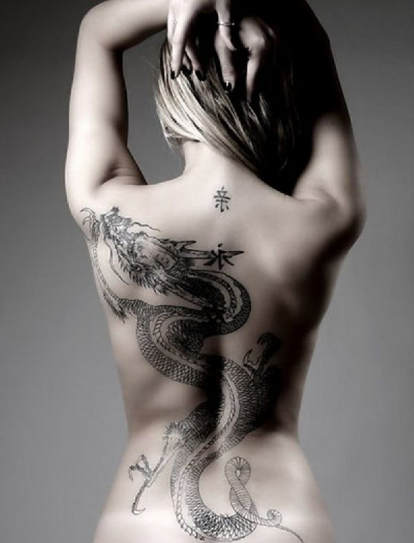 a44c2f999 Chinese Back Tattoos For Women back tattoo of chinese symbol tattoos ...