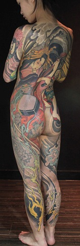 Full Body Tattoo - http://tattooeve.com/serious-stuff ...