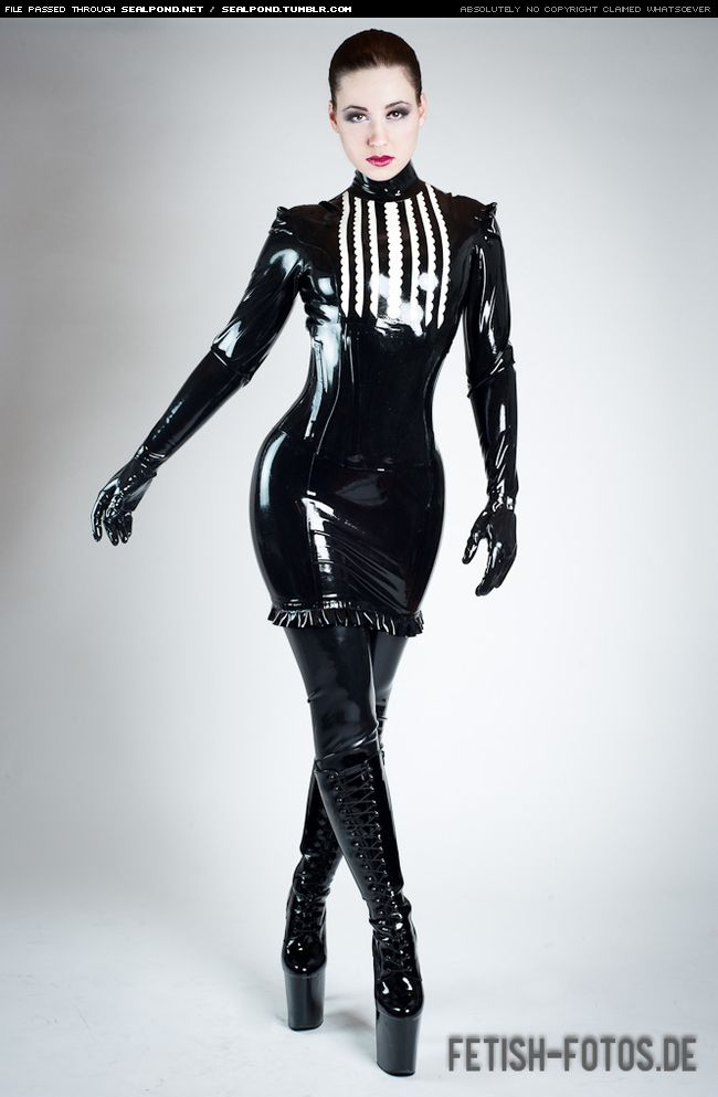 """SealPond ~ images tagged """"latex"""""""