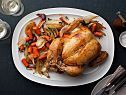 Photo of Source by deannaaaroee Golden Oven-Roasted Capon Perfect Roast Chicken – #capo…