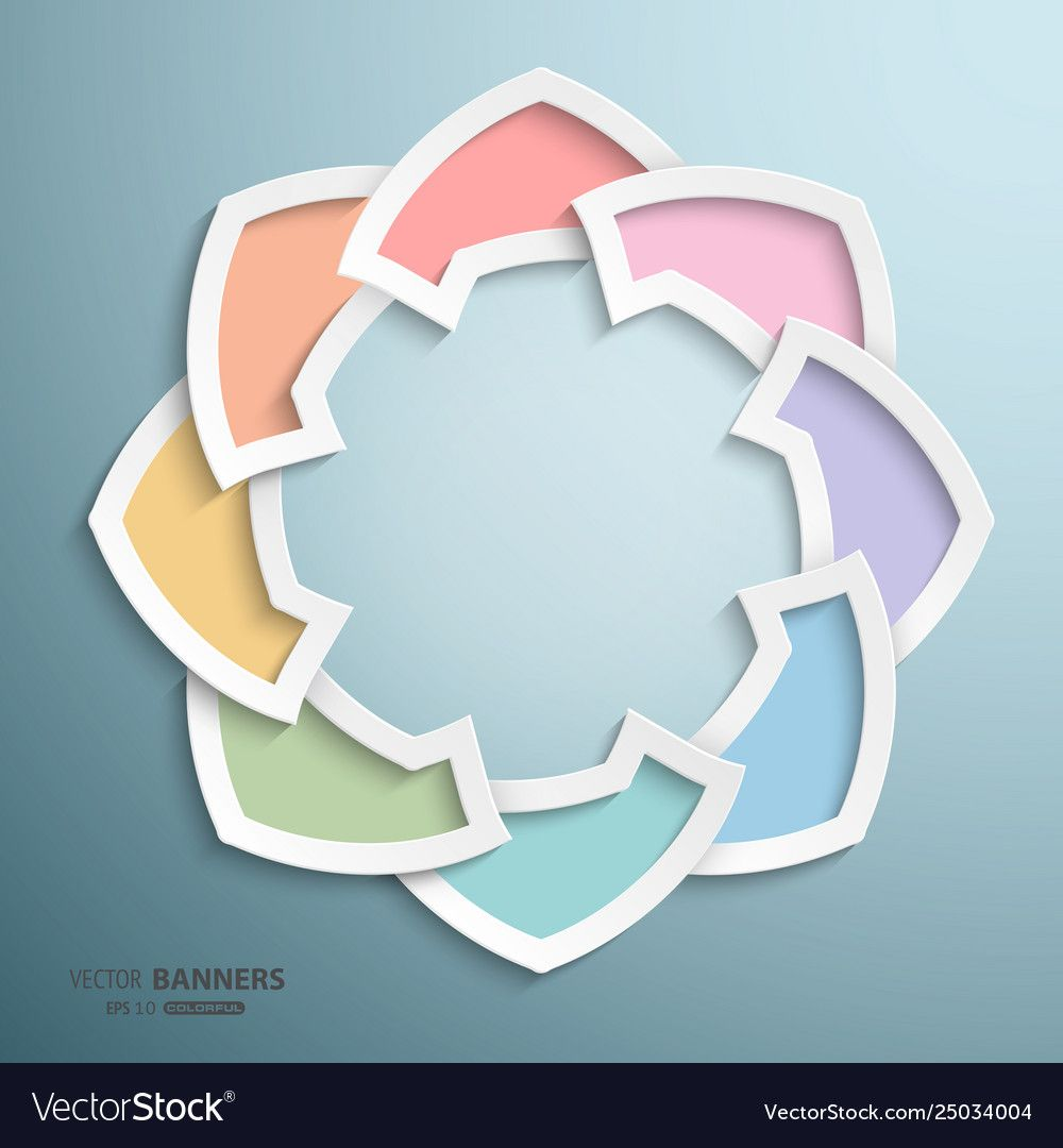 Abstract 3d Round Infographic Shape Royalty Free Vector Abstract Background For Photography Vector Free