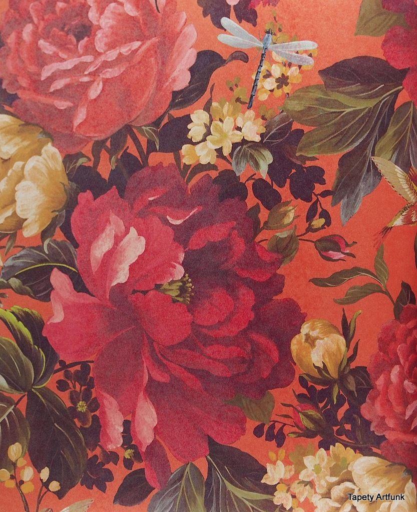 Tapety Scienne W Kwiaty Aranzacje I Wzory Sklep Artfunk