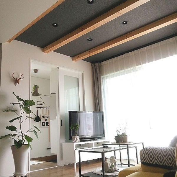 天井と化粧梁の色の合わせ方 ぜひ参考にしたい7つのパターン