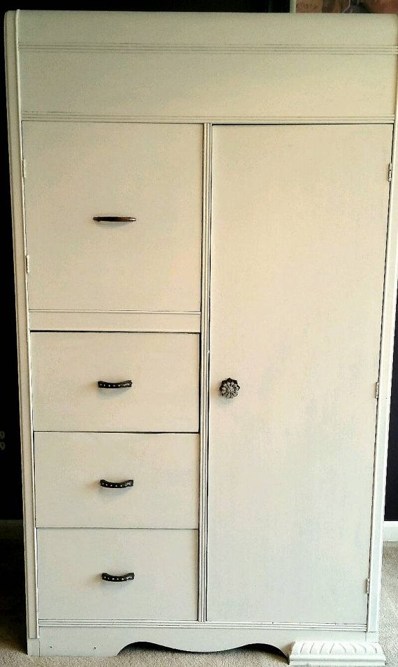 Hey, I found this really awesome Etsy listing at https://www.etsy.com/listing/484069842/vintage-wardrobe-waterfall-cabinet
