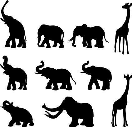 Clipart Elephant Trunk Up - ClipartFox | Clipart Elephant ...