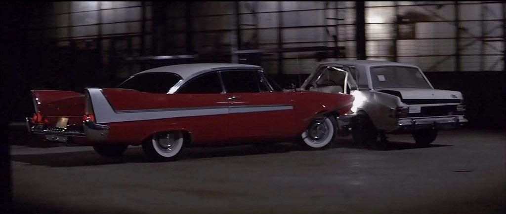 "Christine 1958 Plymouth Fury | IMCDb.org: 1958 Plymouth Belvedere (as Fury)  in ""Christine ... 