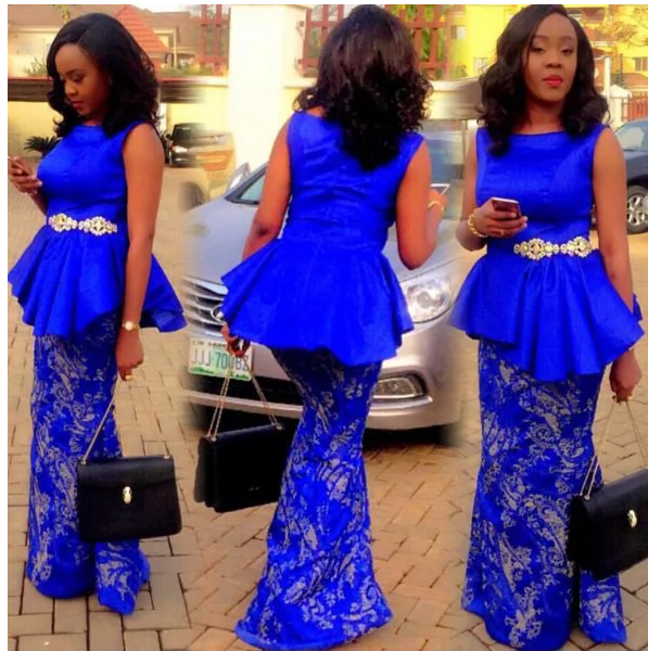Dashing Ankara styles we saw over the weekend - Nigeria ...
