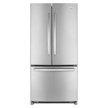 Costco Whirlpool Stainless Steel French Door Refrigerator