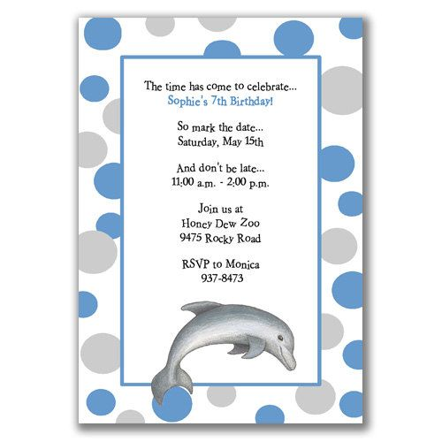 Dolphin invitations gray and blue for kids birthday party 2025 dolphin invitations gray and blue for kids birthday party 2025 via etsy filmwisefo Gallery