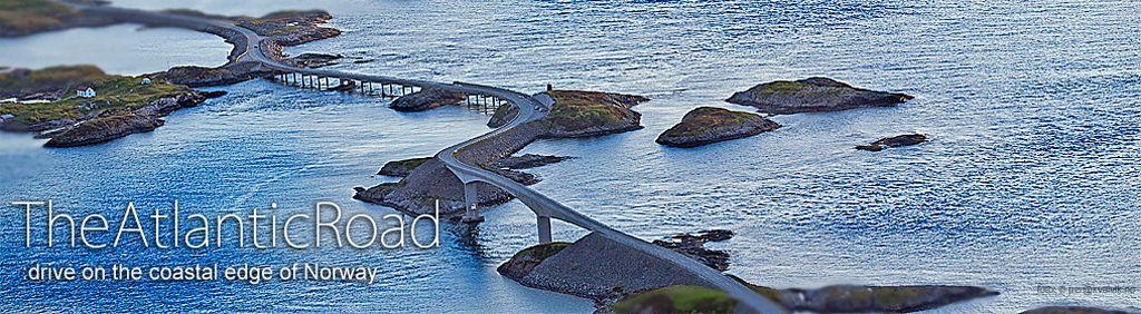 The Atlantic Road - Atlanterhavsveien / Atlanterhavsvegen Norway