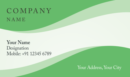 Visiting Card Printing In Gurgaon  Delhi Ncr Here We Are The One