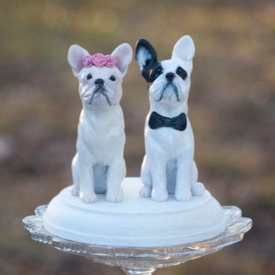 French Bulldog Cake Topper via Etsy. | FaBULLous French ...