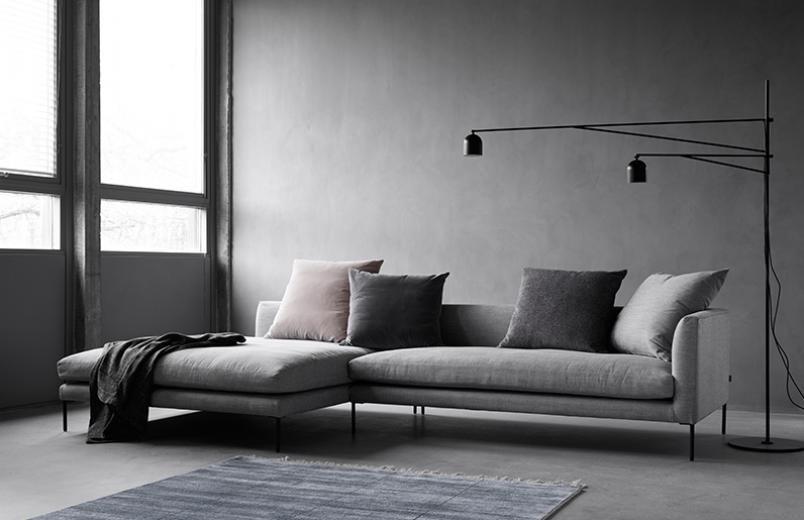 Blade Wendelbo Interiors Minimalist Sofa Minimalist Living Room Decor Sofa