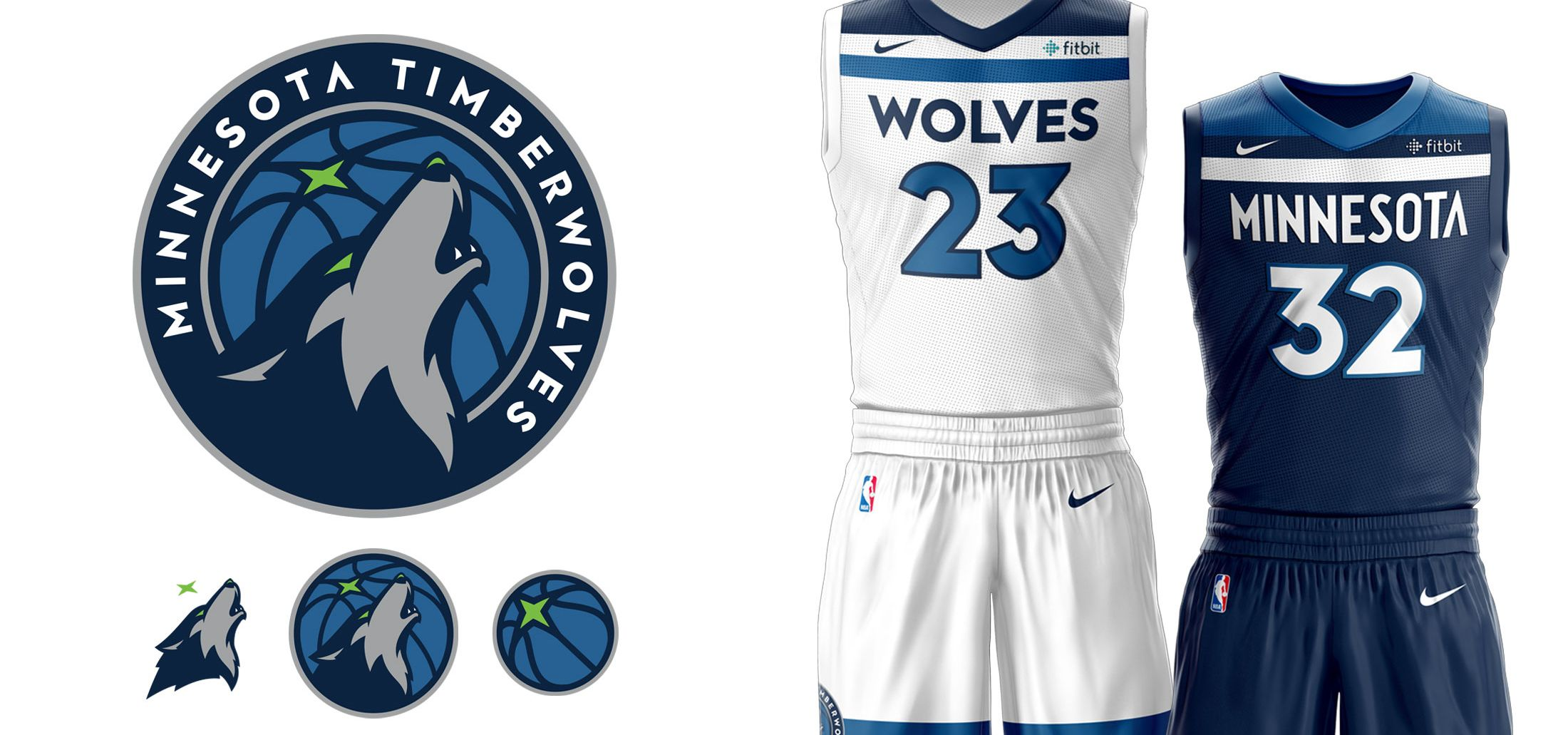 A Look At The History Of Timberwolves Jerseys Minnesota