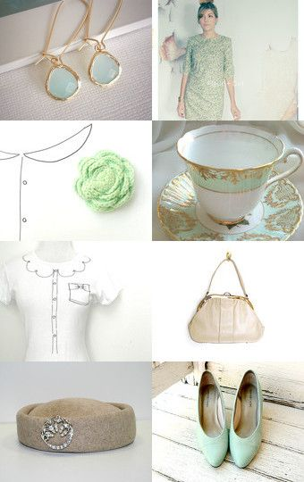 Always a lady by Janine--Pinned with TreasuryPin.com