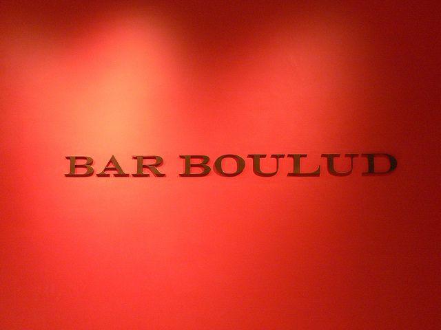 Bar Boulud at the Mandarin Oriental, London by heatheronhertravels, via Flickr
