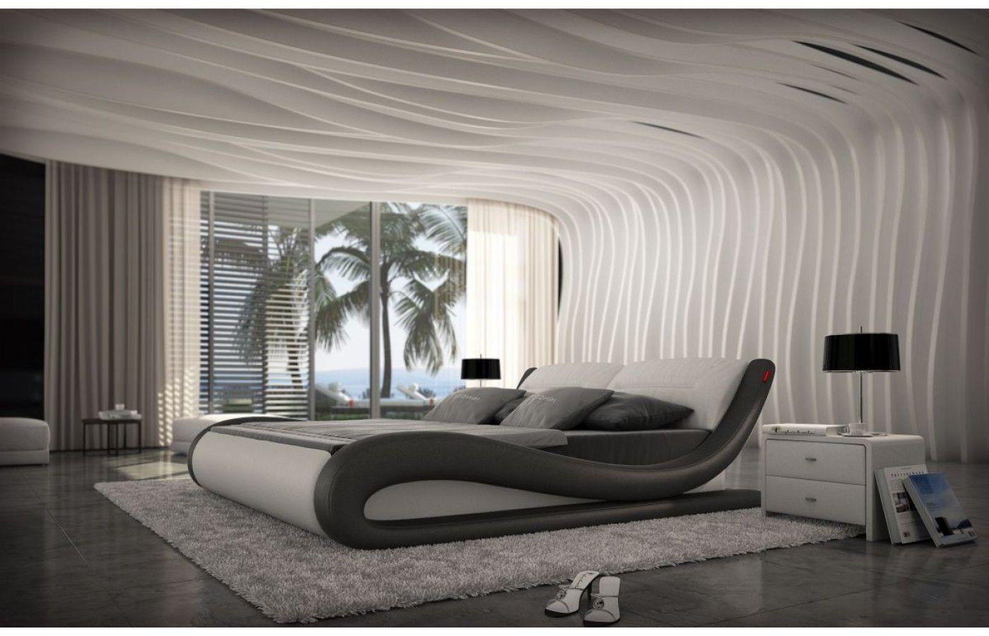 Designer Bett Aprilia Bettgestell Con Imagenes Rooms Decored Camas Madera