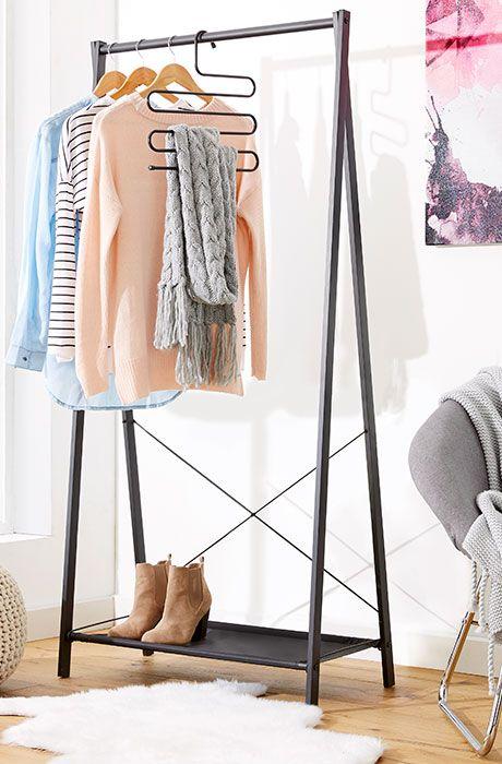 A Frame Garment Rack From Kmart 10kg Capacity 29 Garment Racks Diy Clothes Rack Clothing Rack