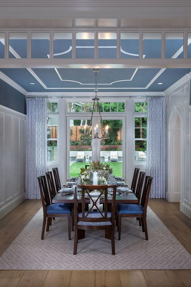 Dining Room Ceiling Lights: Ceiling Room Dividers Dining Room Traditional With Arch