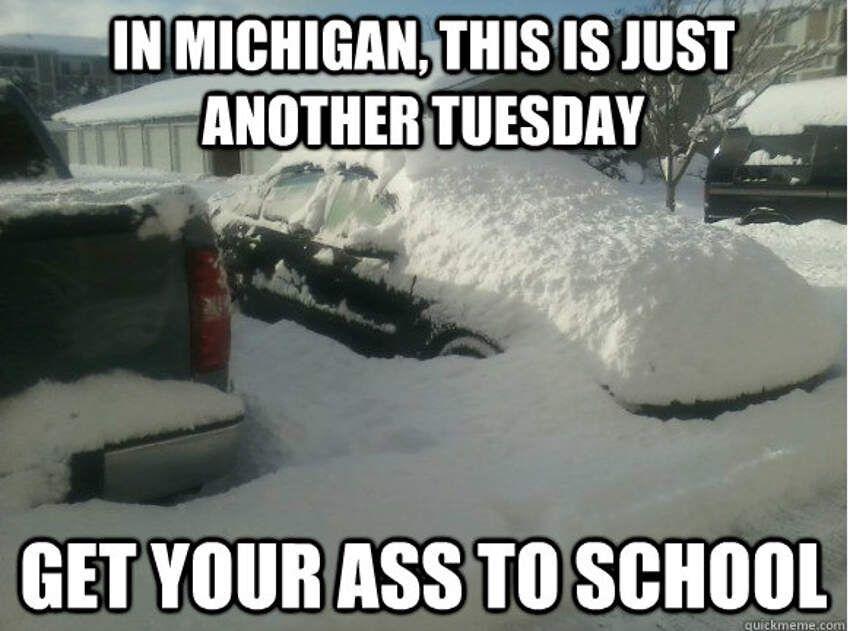 Michigan Memes Michigan Funny Michigan Fun Michigan