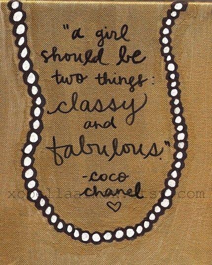 Coco #Chanel wall art