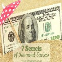 Ever wonder what financially successful people know that you don't? Find out the secrets to financial success and how to implement them starting today.