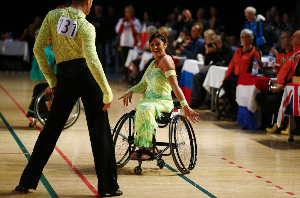11 Inspiring Photos From A Wheelchair Dance Competition Dance Contest Dance Competition Dance Pictures