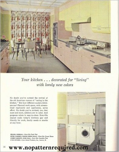 Our Vintage Aqua St Charles Cabinets No Pattern Required Metal Kitchen Cabinets Vintage Design Ideas St Charles