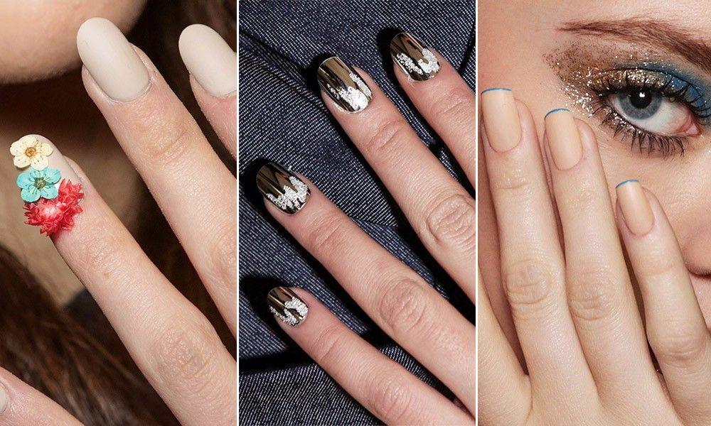 Ben noto Unghie Autunno Inverno 2020 2021: tendenze nail art e manicure QV22