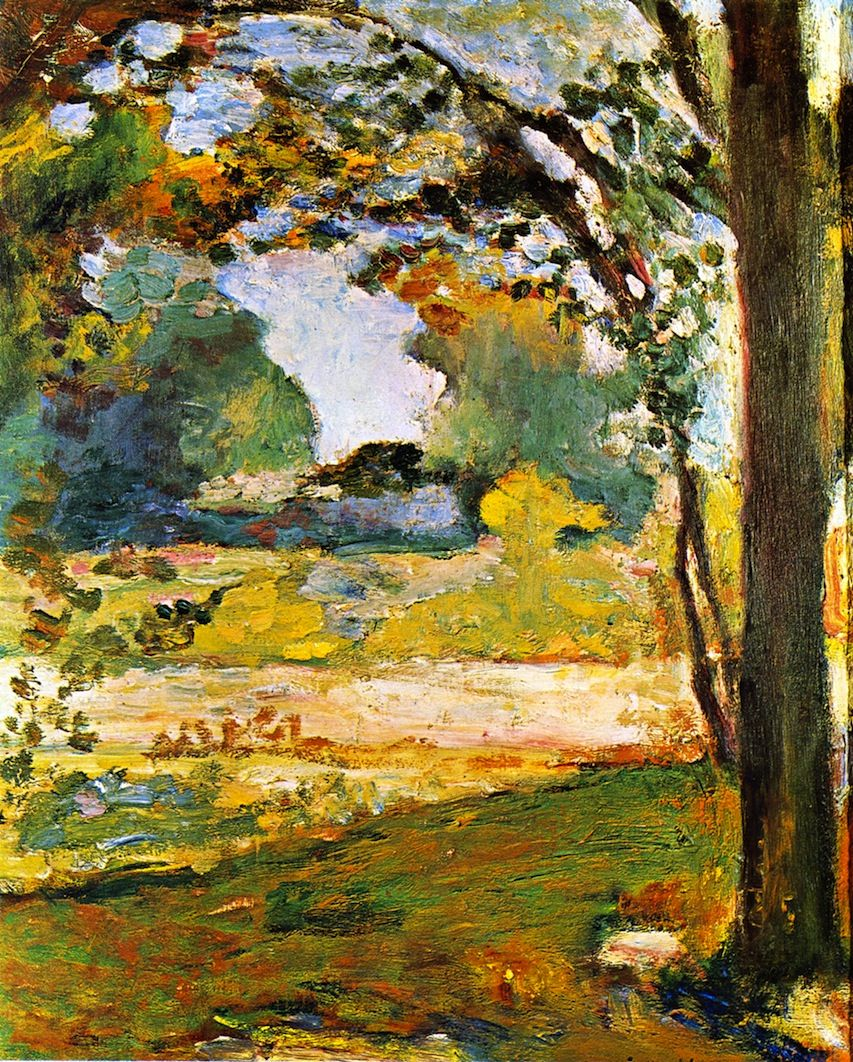 Toulouse Landscape Henri Matisse Henri Matisse Pinturas Matisse