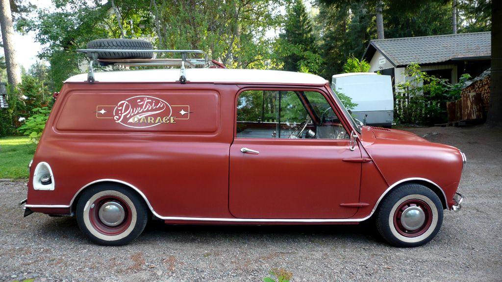 Mild Custom '62 Van - 16v Mini Club Forums