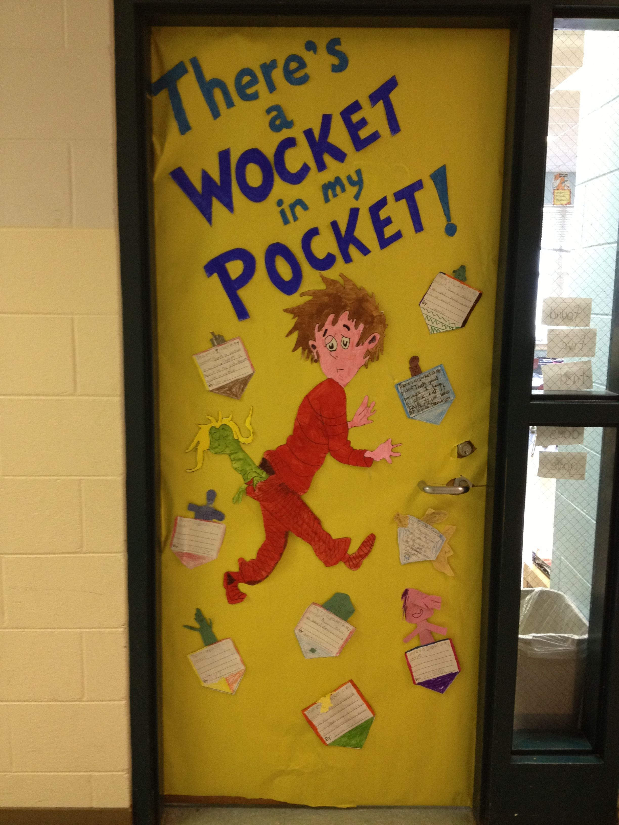 Ms. Wilde... There's a Wocket in my Pocket | Dr. Seuss ...