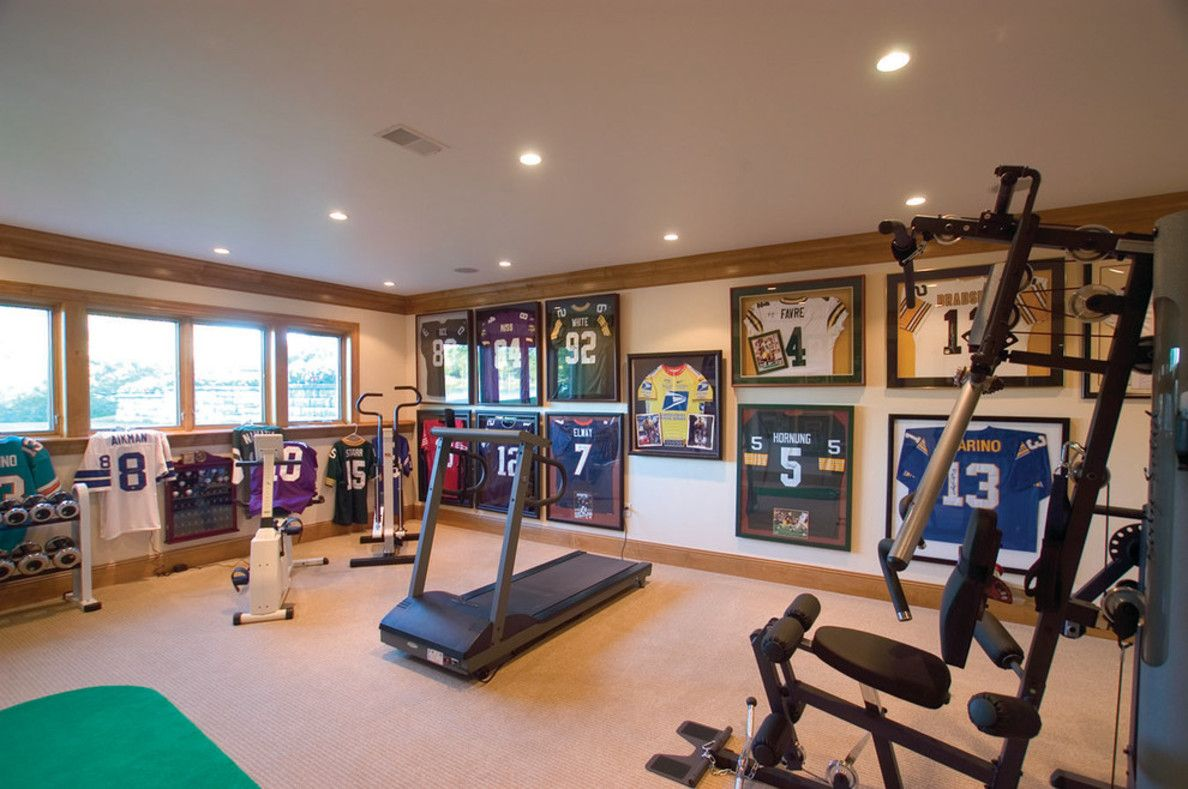 home fitness room design ideas wallpapers httpuhomedesignlovercomhome - Home Gym Ideas