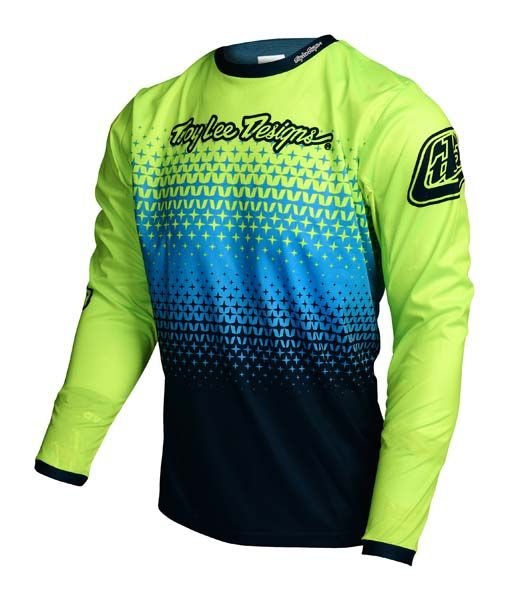 Troy Lee Designs Sprint Jersey Bicycle Sport Shirt Design